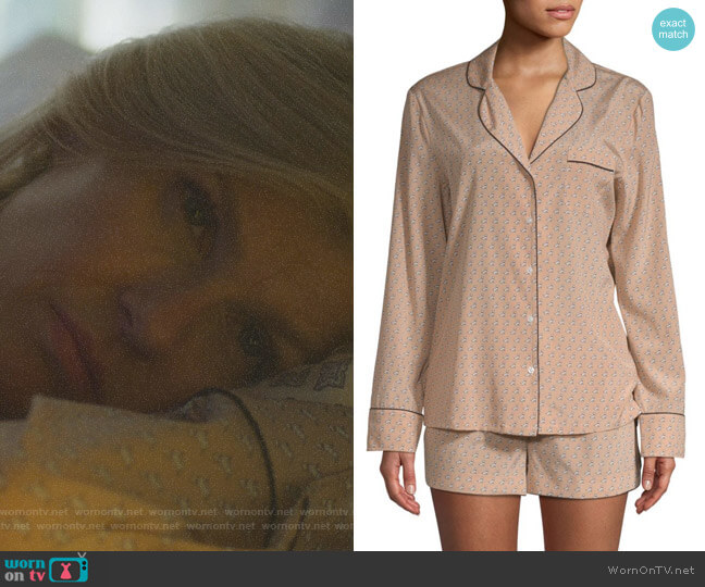 Poppy Snoozing PJ Set by Stella McCartney worn by Connie Britton on Dirty John