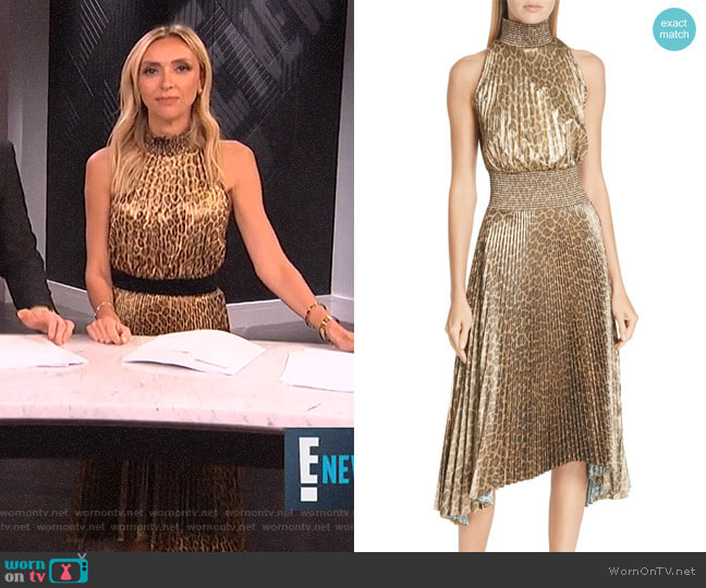 worn by Giuliana Rancic  on E! News