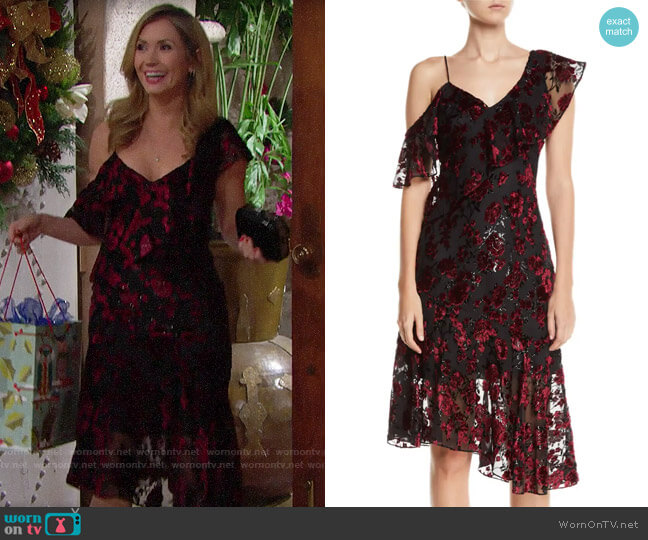 Parker Ilana Dress worn by Bridget Forrester on The Bold and the Beautiful