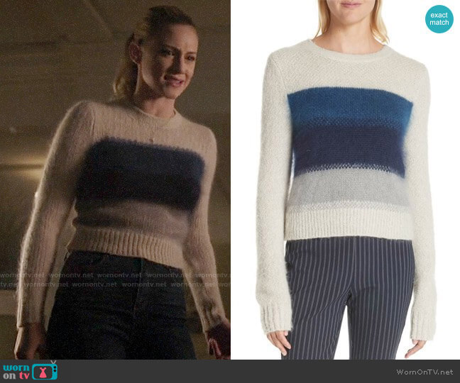 Rag & Bone Holland Sweater worn by Betty Cooper (Lili Reinhart) on Riverdale