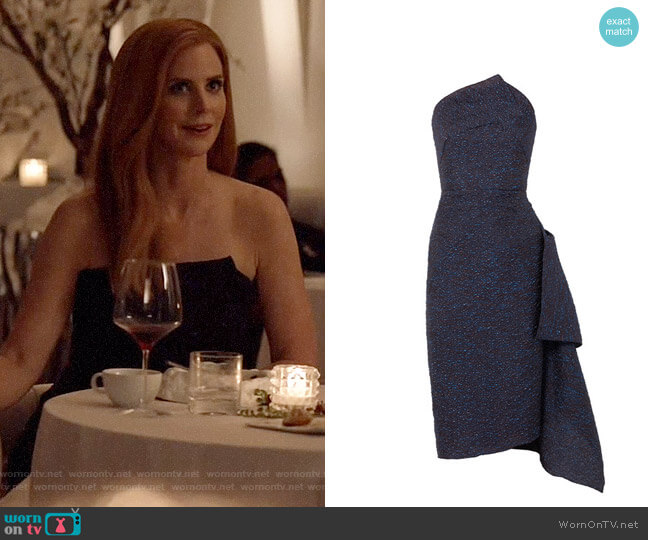 Roland Mouret Flynn Dress worn by Donna Paulsen (Sarah Rafferty) on Suits