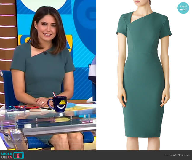 Peak Astral Dress by Elliatt worn by Cecilia Vega  on Good Morning America