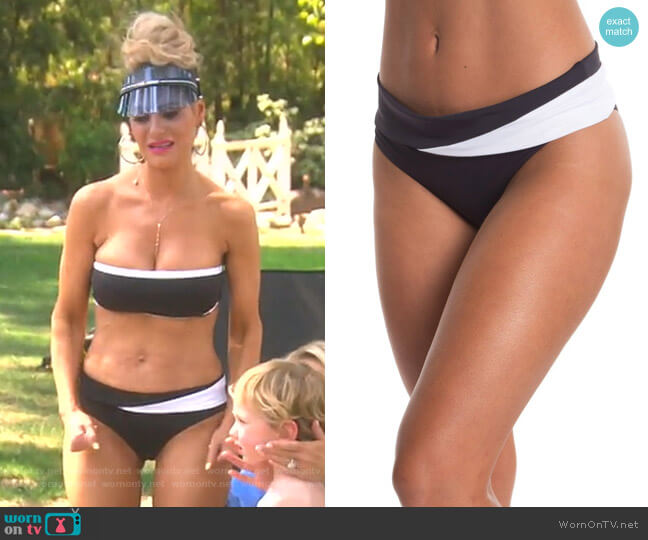 Justine Bottom by Beverly Beach by Dorit worn by Dorit Kemsley  on The Real Housewives of Beverly Hills