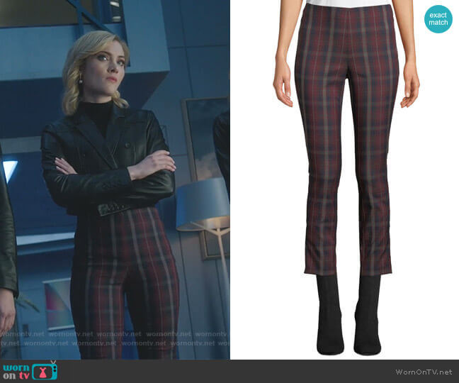Simone Trousers by Rag & Bone worn by The Frost Sisters (Skyler Samuels) on The Gifted
