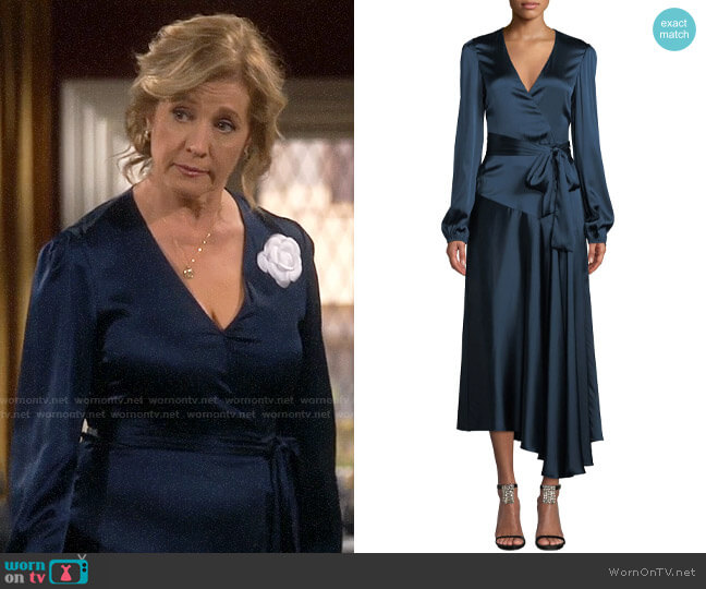 ALC Darby Dress worn by Vanessa Baxter (Nancy Travis) on Last Man Standing