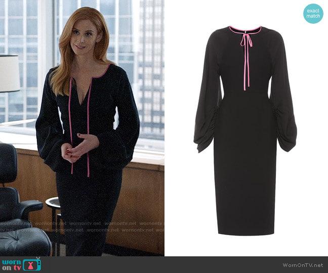 Roksanda Atlen Dress worn by Donna Paulsen (Sarah Rafferty) on Suits