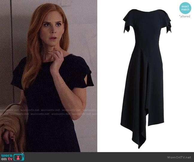 Roland Mouret Warren Dress worn by Donna Paulsen (Sarah Rafferty) on Suits
