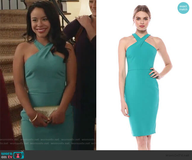 Carolyn Dress by Likely worn by Mariana Foster (Cierra Ramirez) on Good Trouble
