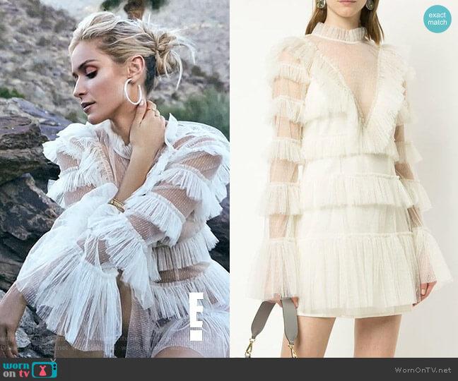 Alice McCall Zen Dress worn by Kristin Cavallari (Kristin Cavallari) on Very Cavallari