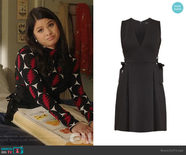 Bcbgmaxazria Kalie Dress worn by Mel Vera (Melonie Diaz) on Charmed