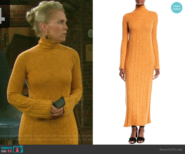 Elizabeth & James Clementine Dress worn by Jennifer Horton (Melissa Reeves) on Days of our Lives