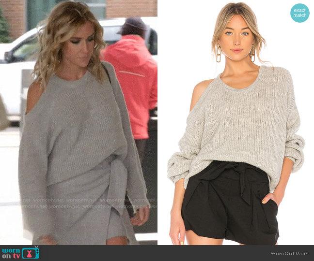 IRO Sane Sweater worn by Kristin Cavallari (Kristin Cavallari) on Very Cavallari