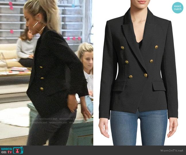 L'Agence Kenzie Blazer worn by Kristin Cavallari  on Very Cavallari