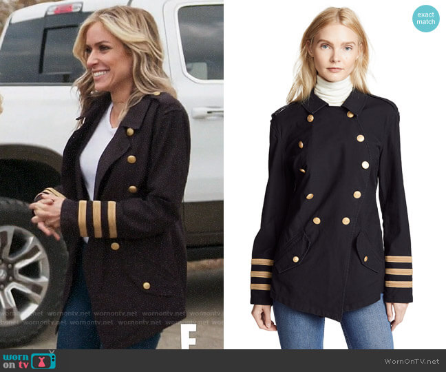 Marissa Webb Julian Jacket worn by Kristin Cavallari  on Very Cavallari