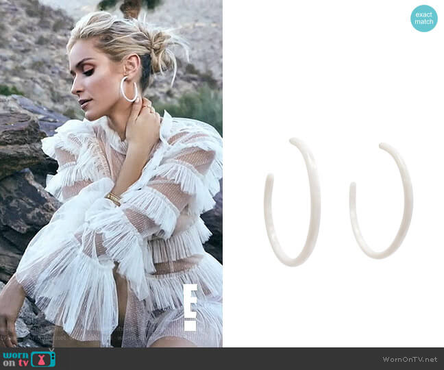 Uncommon James La Femme Earrings worn by Kristin Cavallari  on Very Cavallari
