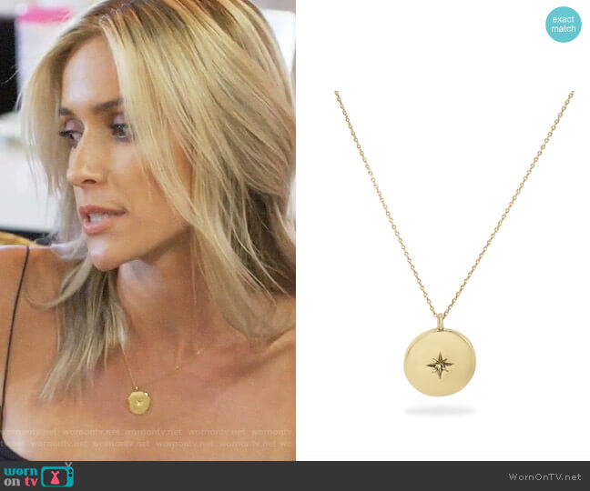 Uncommon James Starburst Necklace worn by Kristin Cavallari (Kristin Cavallari) on Very Cavallari