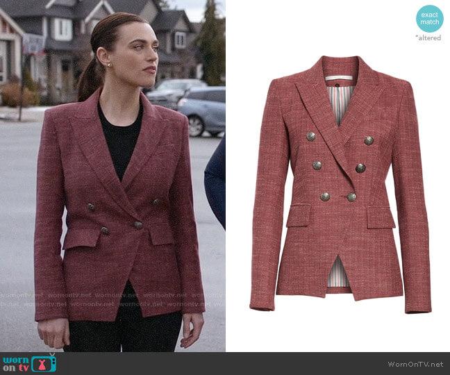 Veronica Beard Miller Jacket worn by Lena Luthor (Katie McGrath) on Supergirl