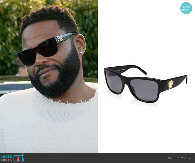 Versace VE4275 Sunglasses worn by Andre Johnson (Anthony Anderson) on Blackish