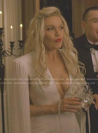 Alexis Carrington Fashion On Dynasty Nicollette Sheridan