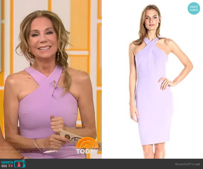 Carolyn Dress by Likely worn by Kathie Lee Gifford (Kathie Lee Gifford) on Today