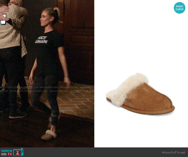 UGG Scuffette worn by Kristin Cavallari  on Very Cavallari