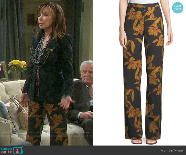 ALC Vaughn Pants worn by Kate Roberts (Lauren Koslow) on Days of our Lives