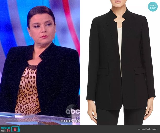 Safina Jacket by Elie Tahari worn by Ana Navarro  on The View