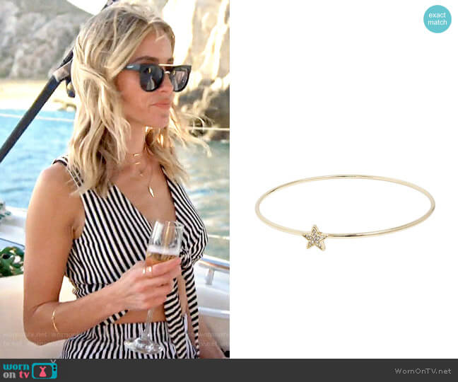 Uncommon James Star Bracelet worn by Kristin Cavallari  on Very Cavallari