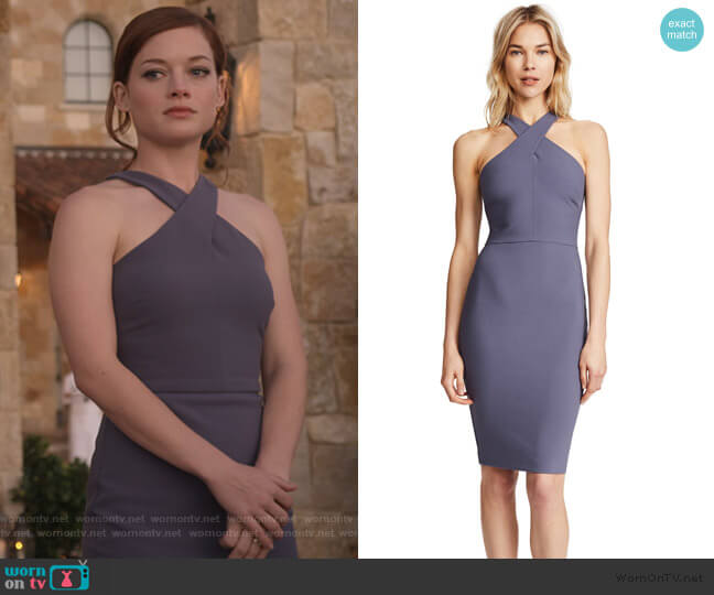 Carolyn Dress by Likely worn by Lisa Donovan (Jane Levy) on What/If
