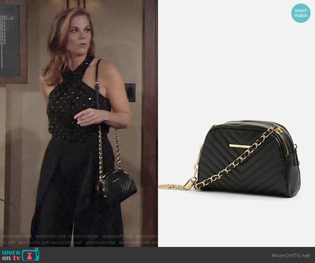 Aldo Dorolora Bag worn by Phyllis Newman (Gina Tognoni) on The Young & the Restless