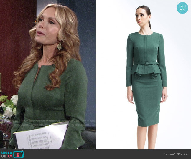 BGL 9096/16136 Suit Set worn by Lauren Fenmore (Tracey Bregman) on The Young & the Restless