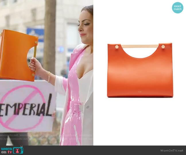 Riley Bag by Flynn worn by Fallon Carrington (Elizabeth Gillies) on Dynasty