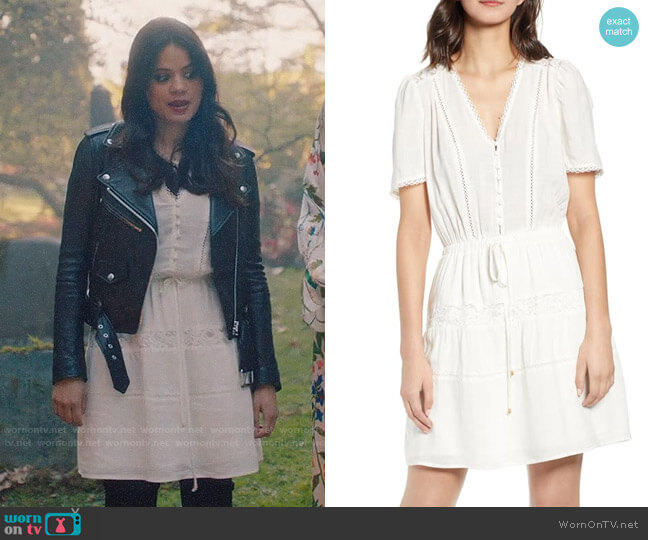 Heartloom Kiana Dress worn by Mel Vera (Melonie Diaz) on Charmed