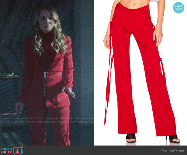 I.AM.GIA Synopsis Pants worn by Charity (Virginia Williams) on Charmed
