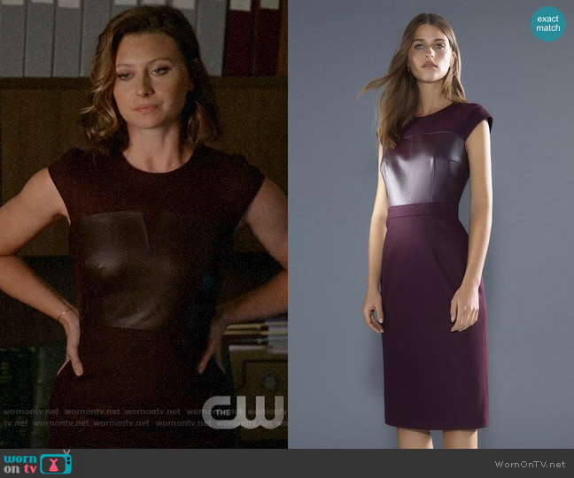Judith & Charles Heathrow Dress worn by Peyton Charles (Aly Michalka) on iZombie
