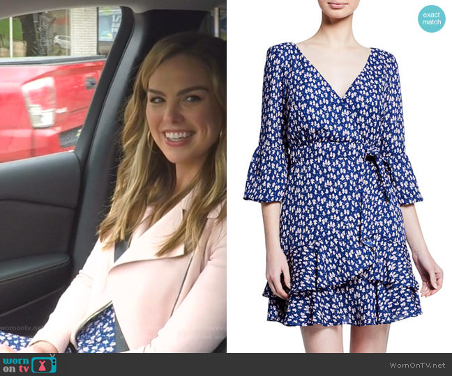 Casimira Dress by Likely worn by Hannah Brown  on The Bachelorette