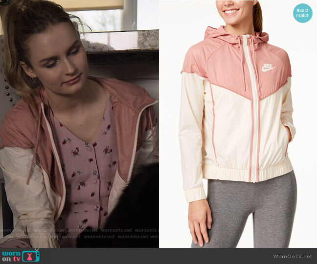 Windrunner Hooded Jacket by Nike