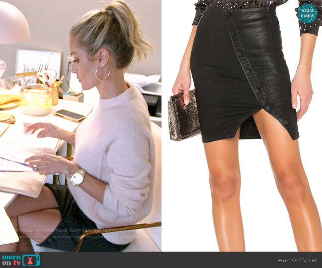 RtA Jolene Skirt worn by Kristin Cavallari (Kristin Cavallari) on Very Cavallari