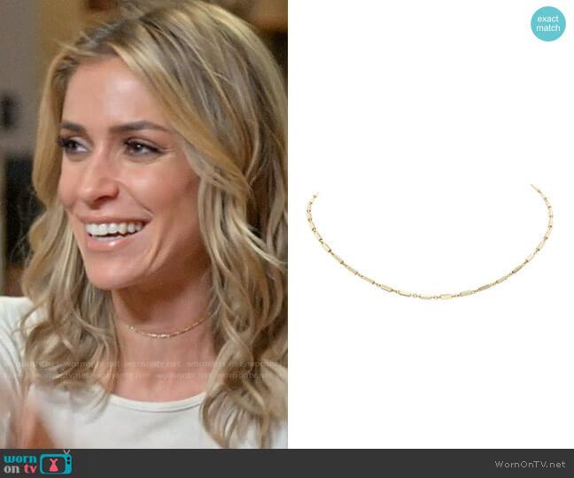 Uncommon James Better On You Necklace worn by Kristin Cavallari  on Very Cavallari