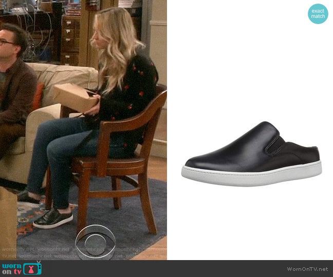 Vince Verrell Sneakers worn by Penny Hofstadter (Kaley Cuoco) on The Big Bang Theory