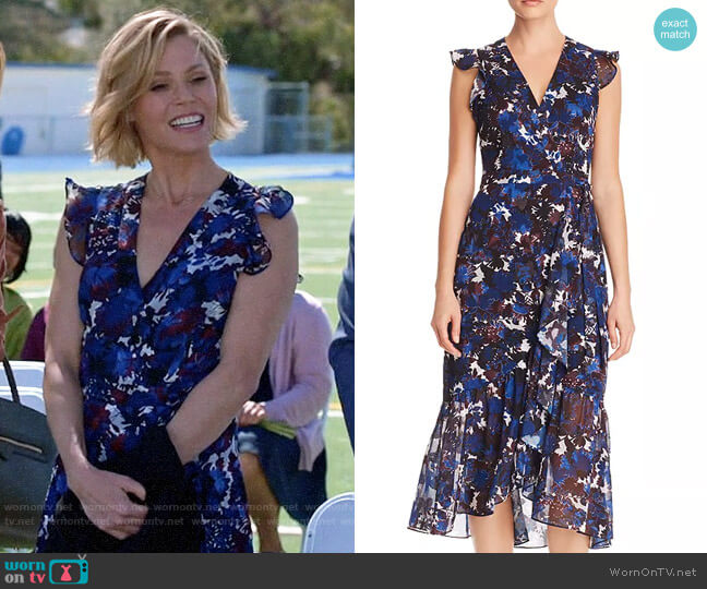 Whistles Williamsburg Dress worn by Claire Dunphy (Julie Bowen) on Modern Family