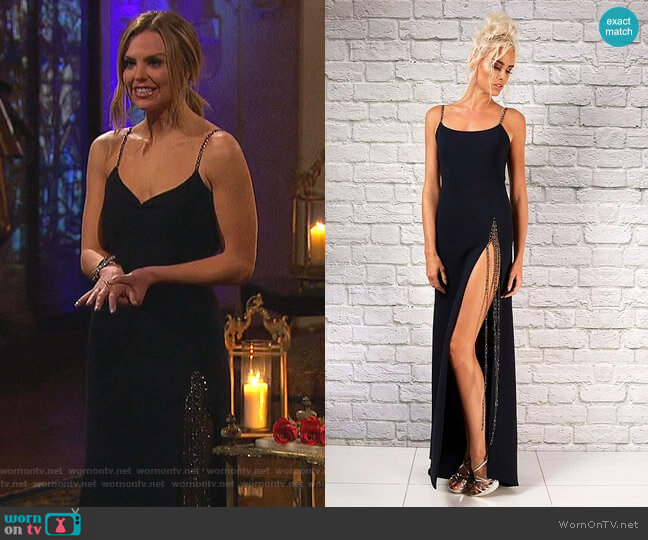 Allison Dress - Spring Evolution 2019 Collection by by Randi Rahm worn by Hannah Brown  on The Bachelorette