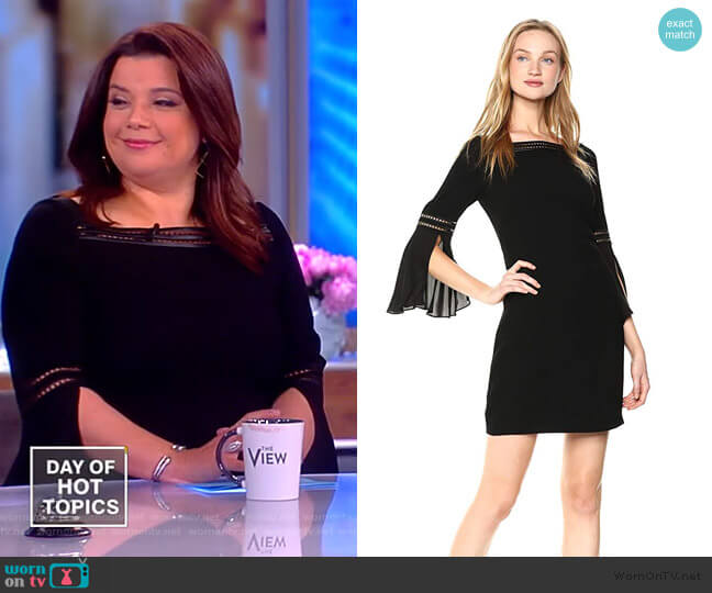 Esmarella Dress by Elie Tahari worn by Ana Navarro  on The View