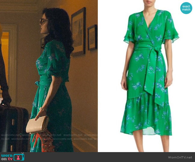 Tanya Taylor Blaire Dress worn by Daisy Kowalski (Carla Gugino) on Jett