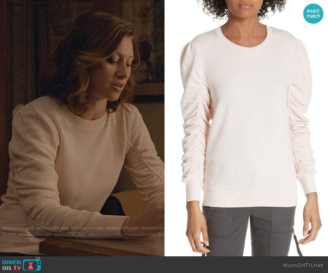 Joie Hencia Sweatshirt worn by Liv Moore (Rose McIver) on iZombie