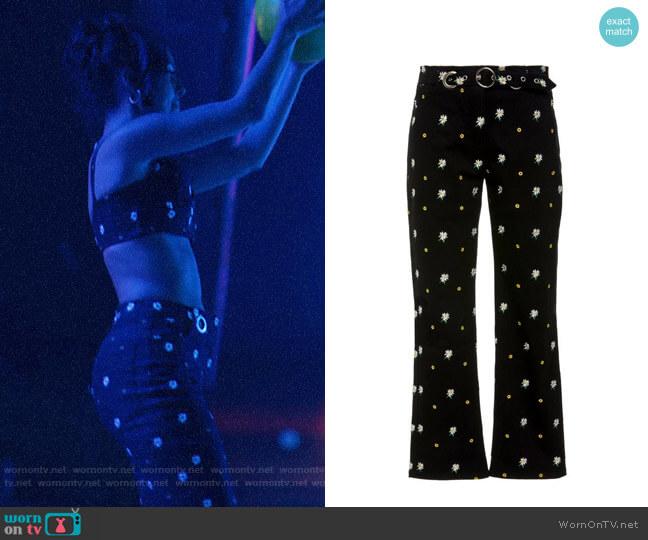 Miaou Tommy Jeans worn by Maddy Perez (Alexa Demie) on Euphoria
