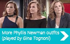 More Phyllis Newman Fashion (Played by Gina Tognoni) Fashion