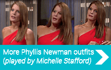 More Phyllis Newman Fashion (Played by Michelle Stafford)