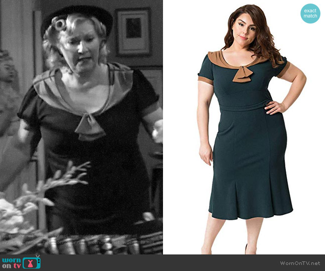 Stop Staring Raileen Dress worn by Traci Abbott (Beth Maitland) on The Young & the Restless