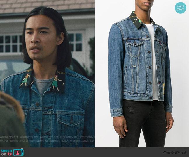 Classic Denim Jacket by Levis